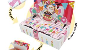 飛び出すパッケージのオリジナル製作-POPPY BOX