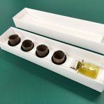 オリーブオイル&チョコ用化粧箱