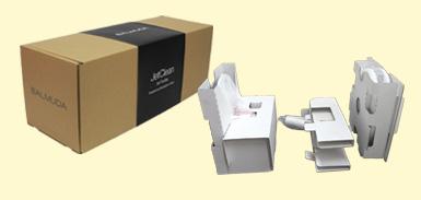 家電製品パッケージ(緩衝材)