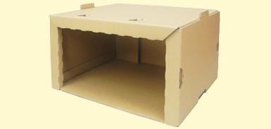倉庫整理棚 3辺強化タイプ