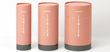 ICHIZU 円筒箱