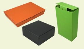 カラーダンボール箱