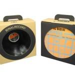 オーディオ用スピーカーパッケージ